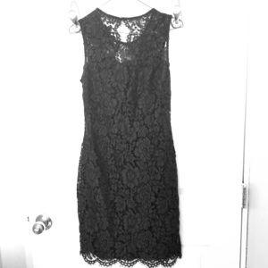 Banana Republic lace dress Size 0